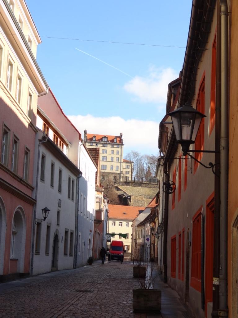 Tetzelhaus - Richtung Schloss Sonnenstein